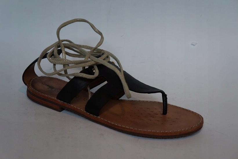 Sandały GEOX 40 skórzane