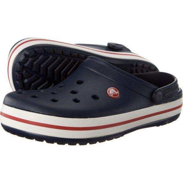 ORGINALNE CROCSY GRANAT Crocs Crocband 45-46 M12