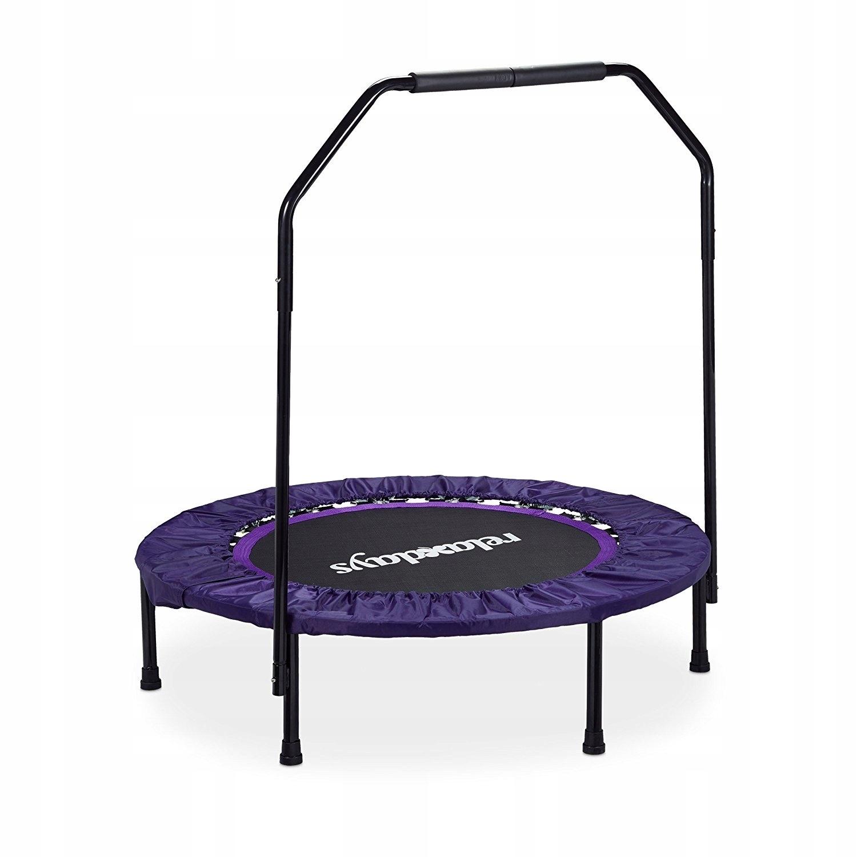 Trampolina fitness z uchwyt RELAXDAYS 10020802 #B