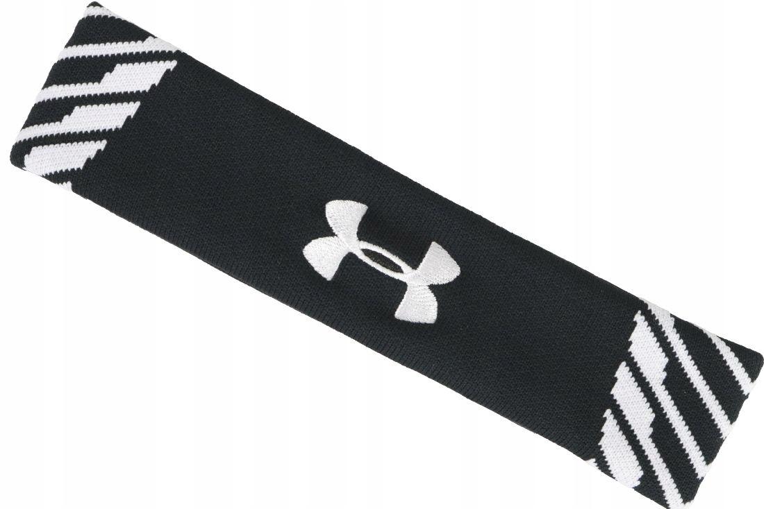 UA Selects Headband 1282676-001 BUTY JANA