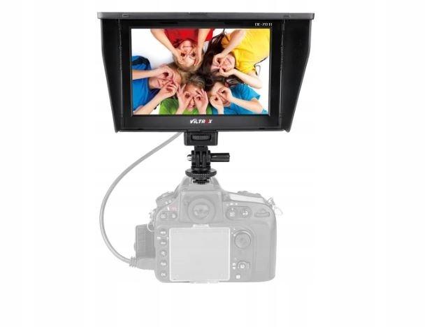 D19 Monitor Viltrox DC-70II HDMI USB TFT LCD