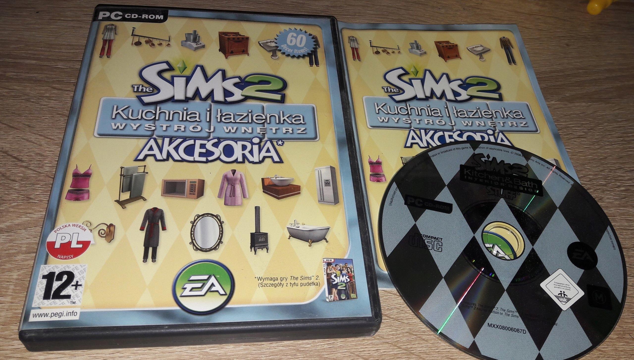 The Sims 2 Kuchnia I łazienka Stan 6 6 7554653024