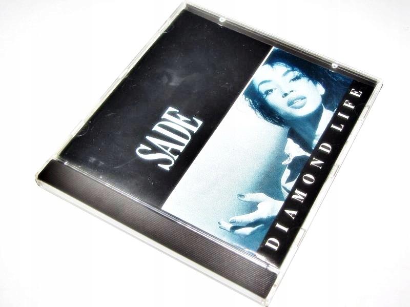 SADE - DIAMOND LIFE (cd !!)