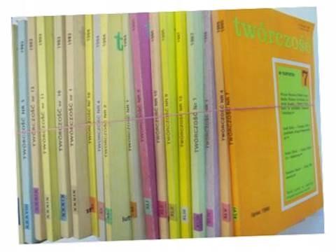 Twórczość 18 numerów 1982-1990: - 24h wys
