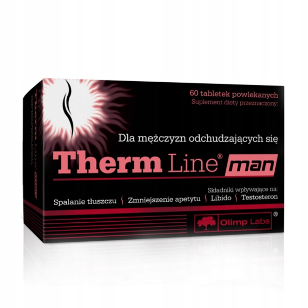 Olimp Therm Line Man - 60 tabl.