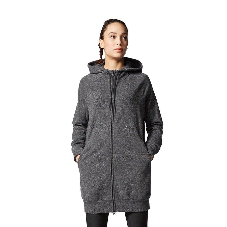 Bluza adidas Cotton Fleece Fullzip Hoody AX7522 -