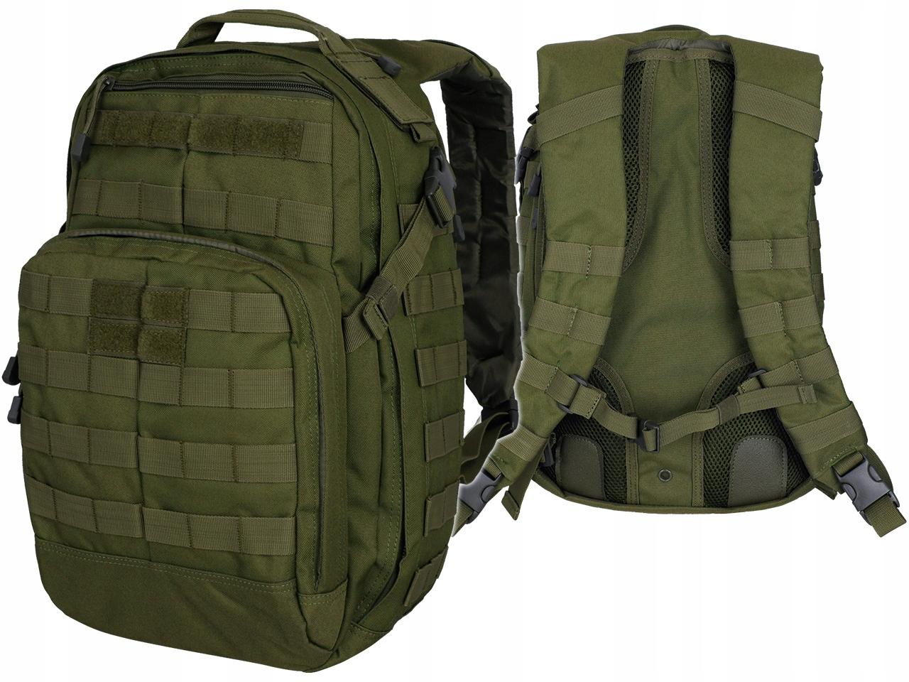GFC Plecak Taktyczny Wojskowy EDC 25 Oliv Green