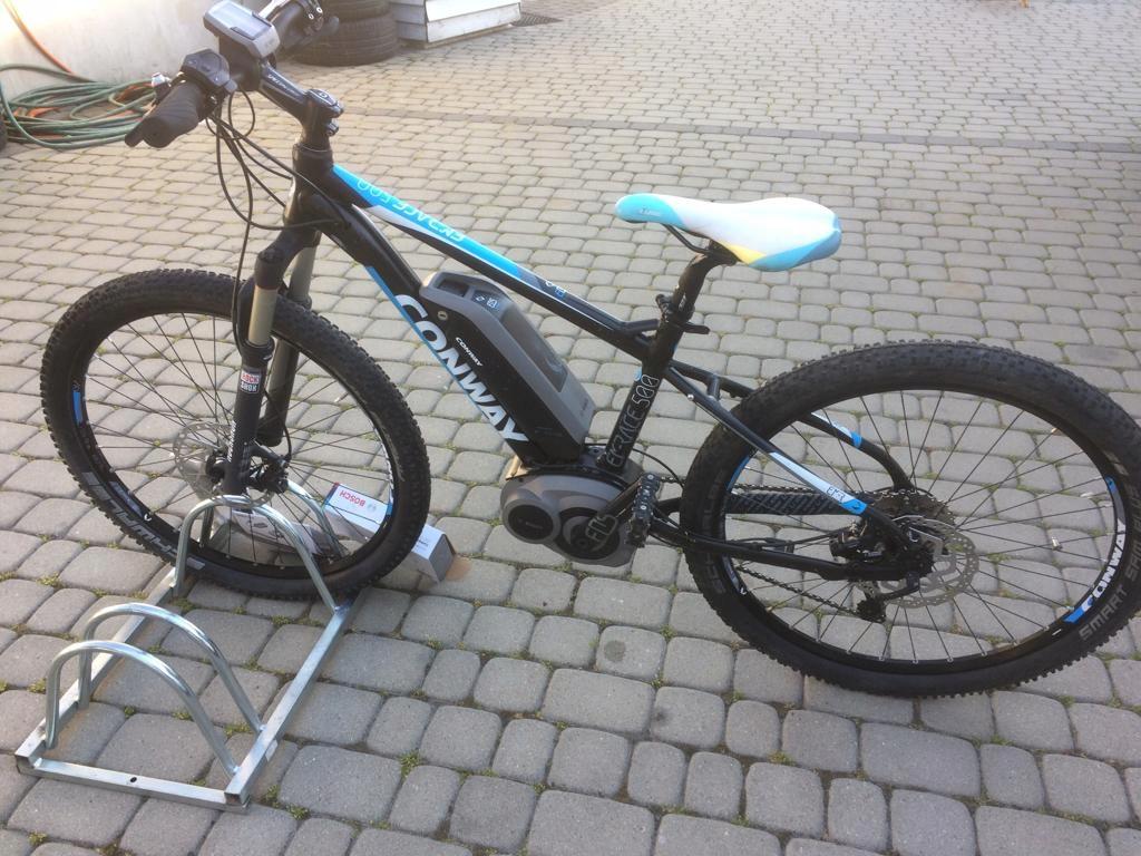 Rower elektryczny CONWAY - bateria Bosch