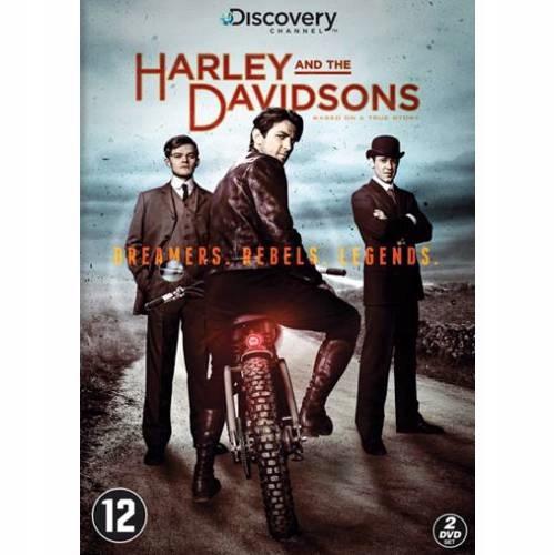 DVD Tv Series - Harley & The Davidsons S1 Bil