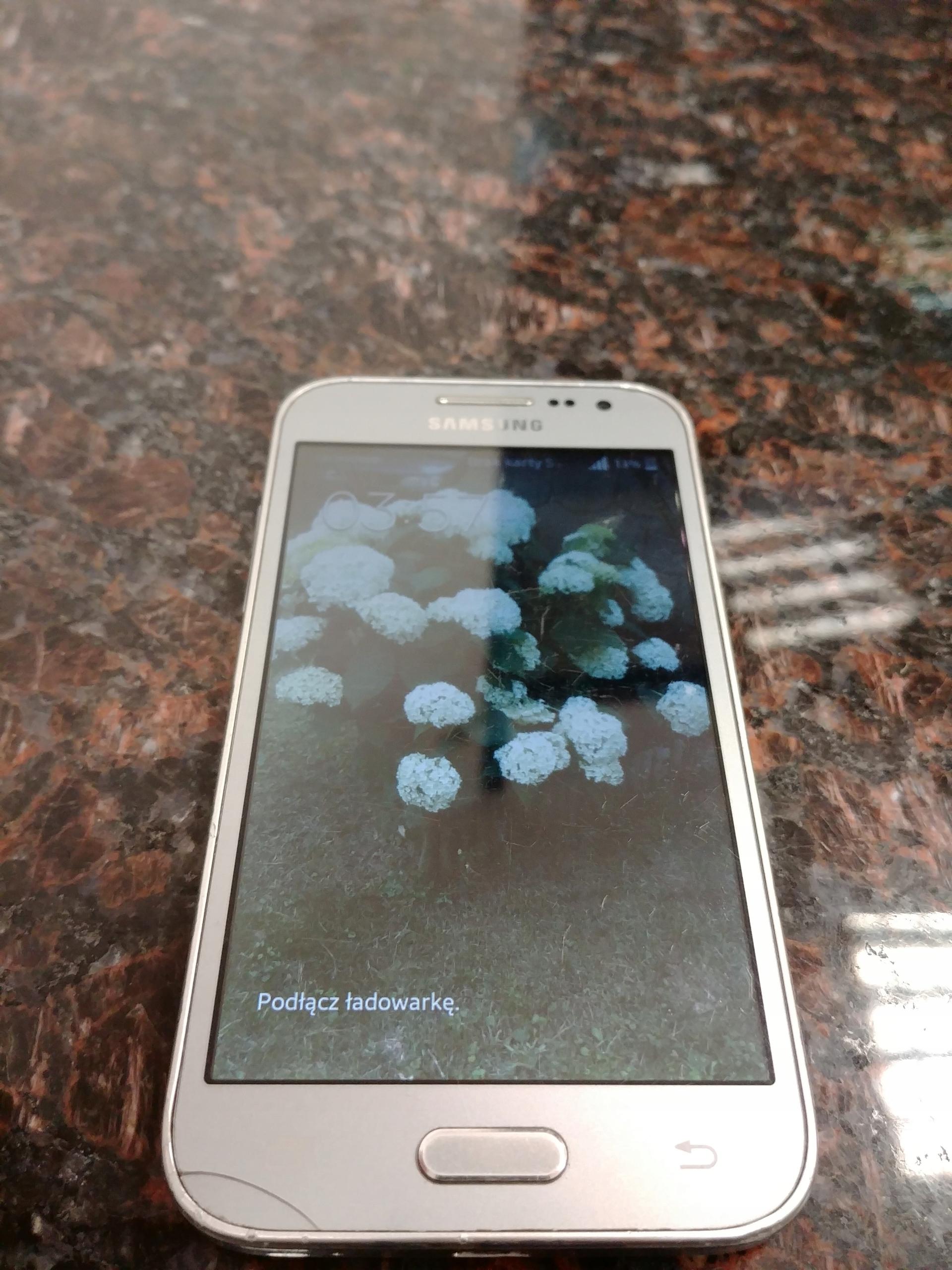 SMARTFON Samsung galaxy core prime sm-g361f