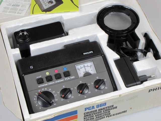 PHILIPS PCA 060 / analizator barw