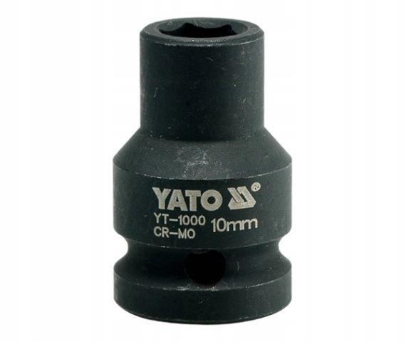 Nasadka udarowa 1/2'' 10 mm YT-1000 YATO