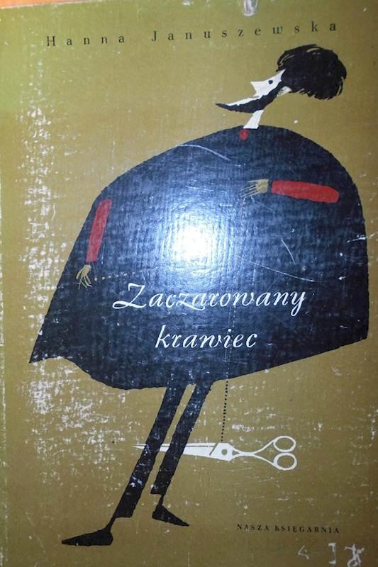 Zaczarowany krawiec - Hanna Januszewska 24h wys