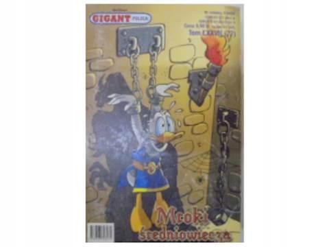 Gigant poleca. Komiks. Mroki średniowiecza - 2007
