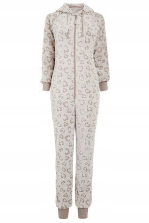 Next onesie piżama kombinezon panterka s/m zara