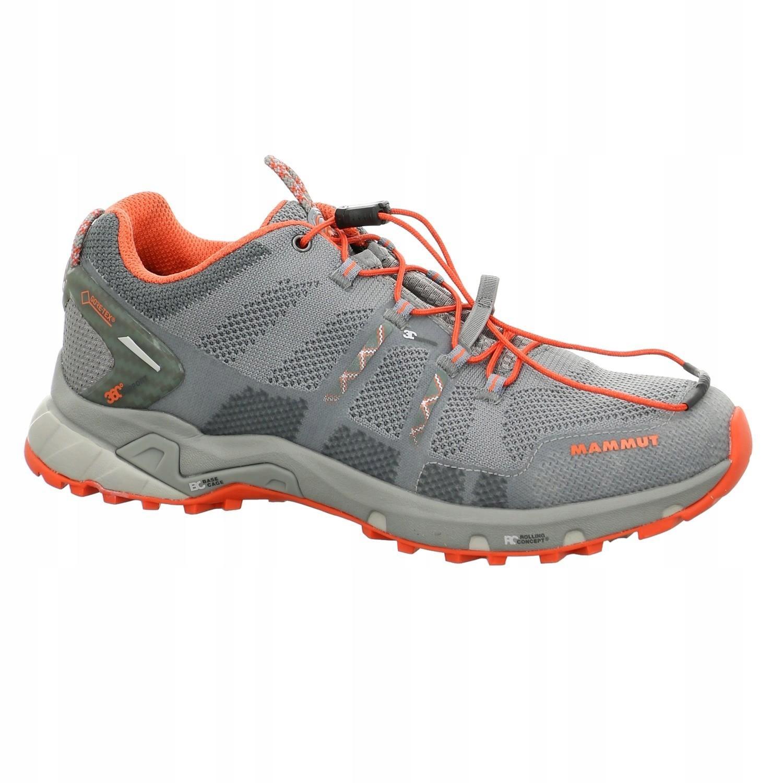 MAMMUT- T Aegility -buty trekingowe damskie 36,7.