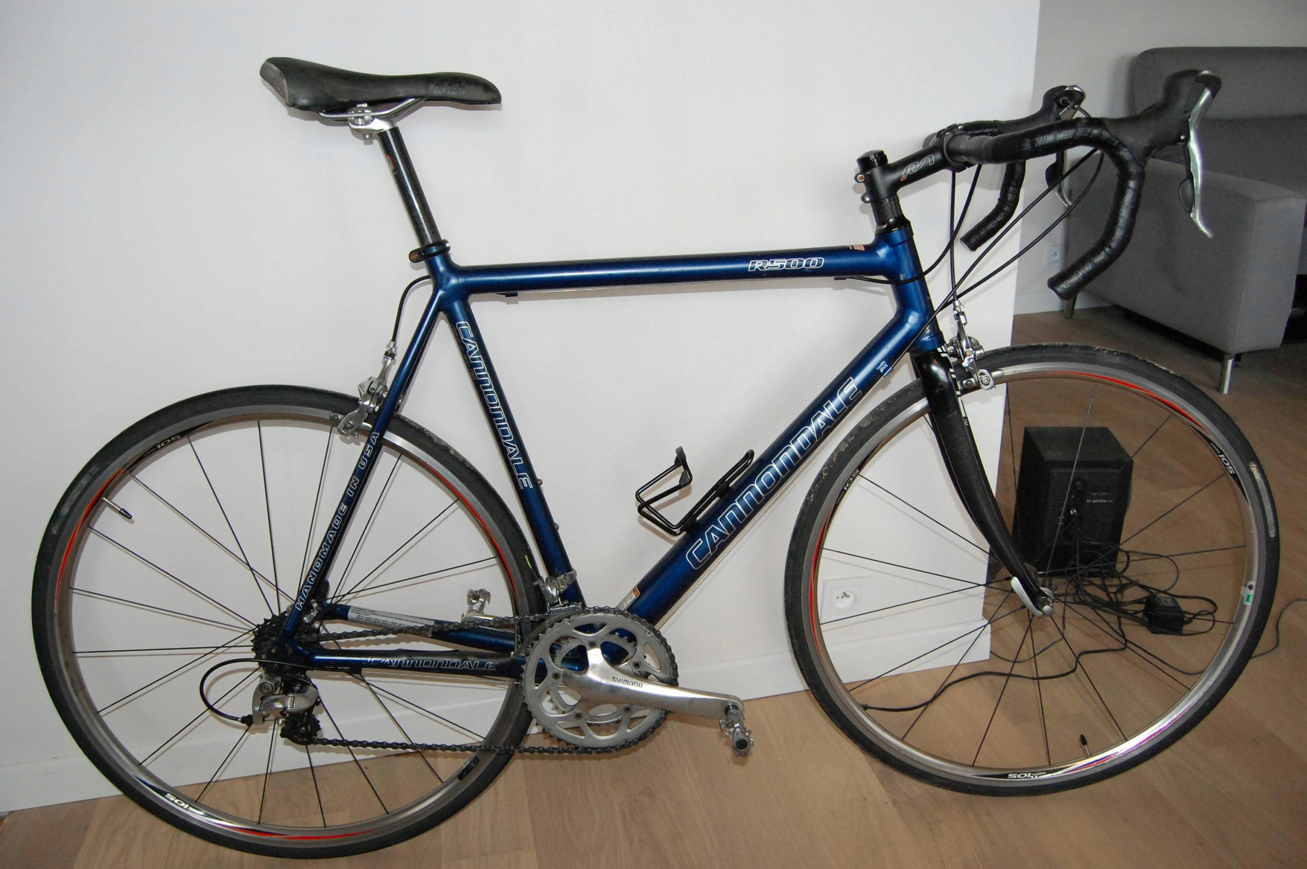 Rower Szosowy Canondale r500 59cm 105/tiagra carbo