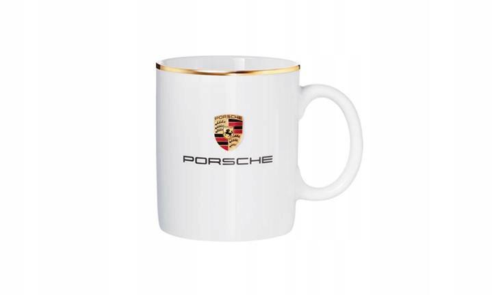 Kubek z Godłem Porsche - 0,25 L