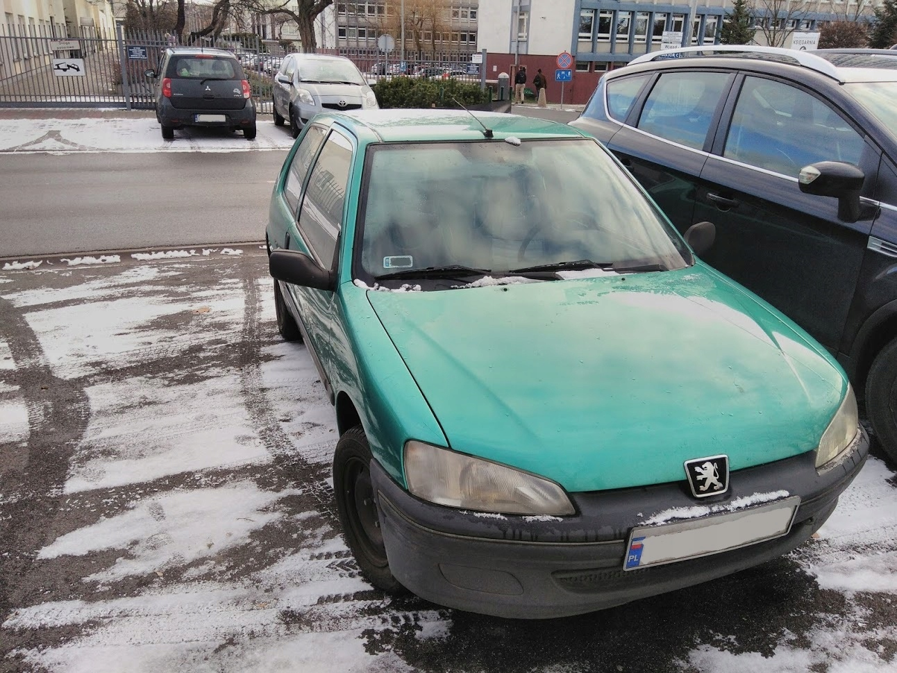 Peugeot 106 97 1.1l Benzyna