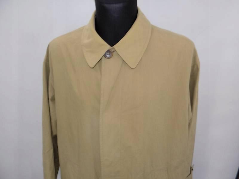 Hugo Boss Desoto płaszcz męski 48 oversize M L