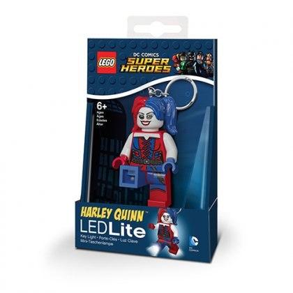 Brelok do kluczy z latarką Lego Batman Movie - Har