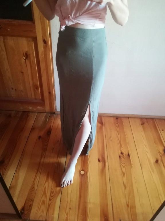 spódnica maxi New look 34 xs