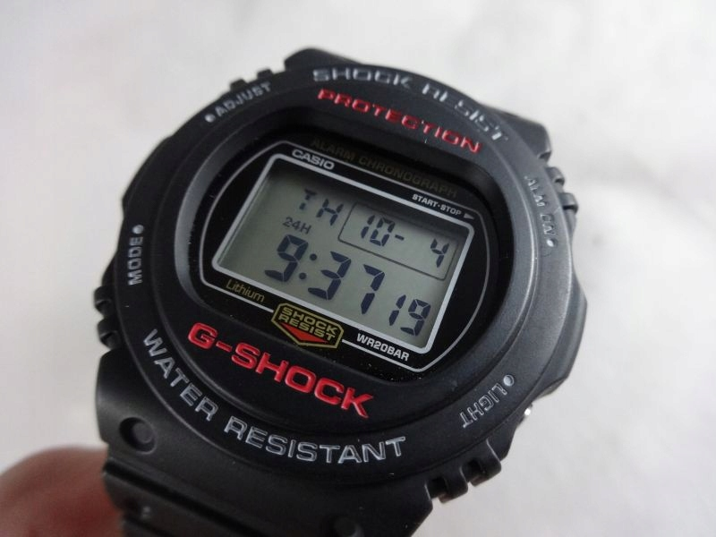 ZEGAREK CASIO G-SHOCK DW-5750E SUPER STAN