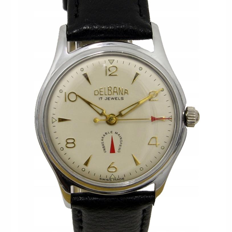 Zegarek Delbana 17 Jewels