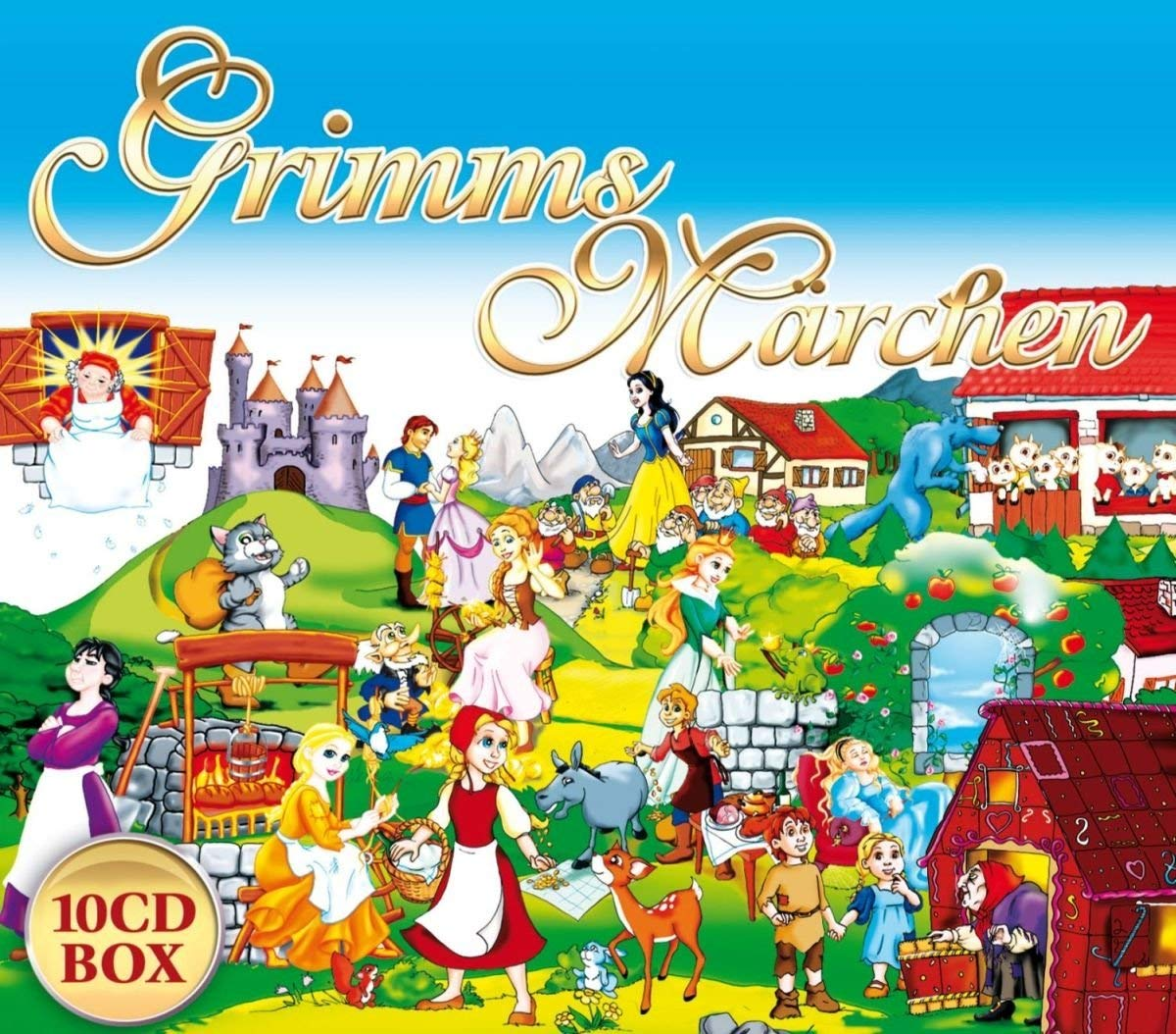 Grimms Marchen [CD]