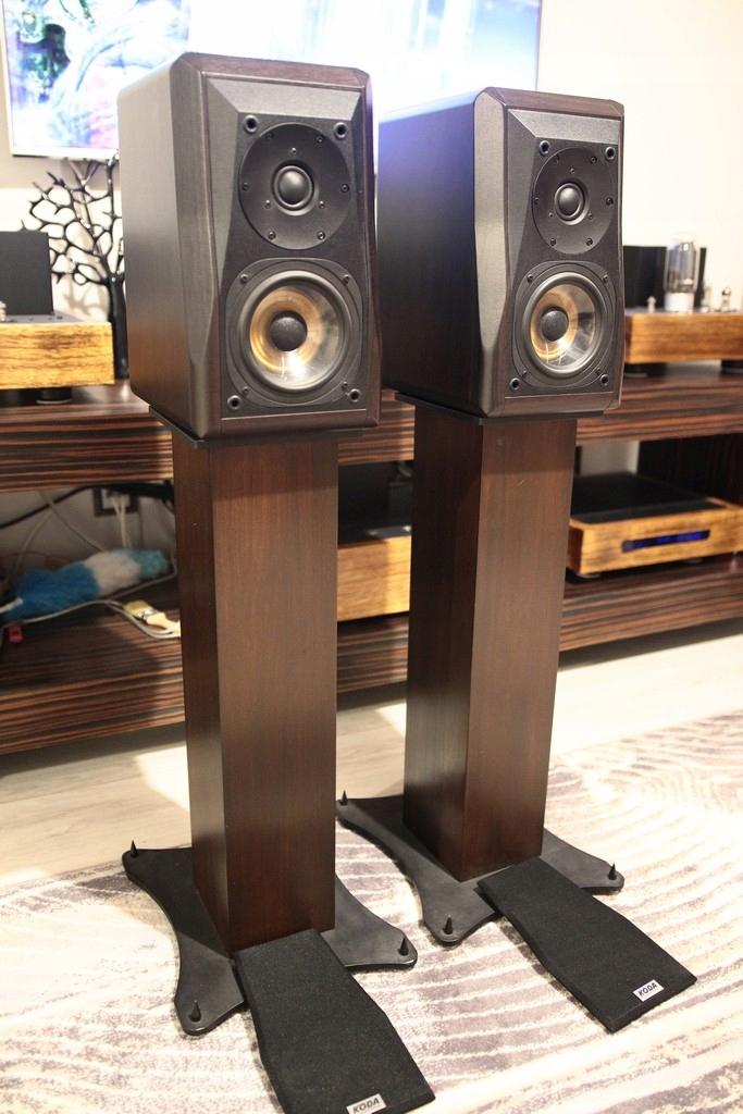 Koda Harmony K-2000B Kolumny głośnikowe + standy