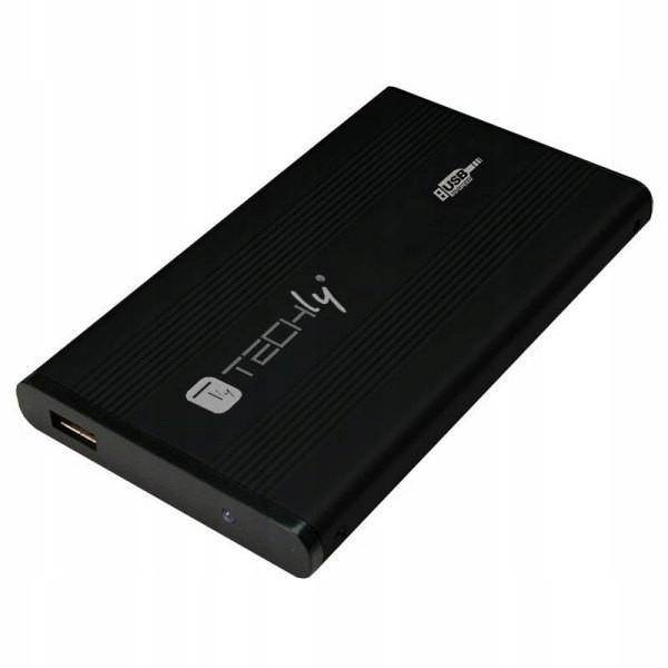 TECHLY Obudowa na dysk HDD, IDE 2.5cala, USB 2.0,