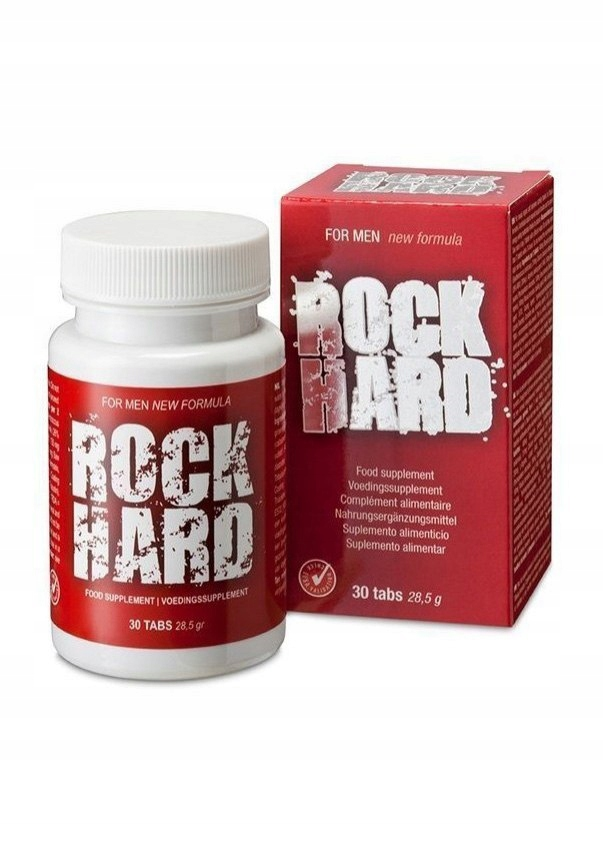Rock Hard (30 CAPS) 3100003646
