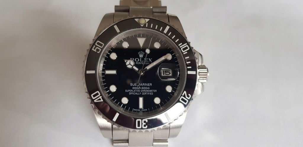 zegarek Rolex Submariner replika AAA