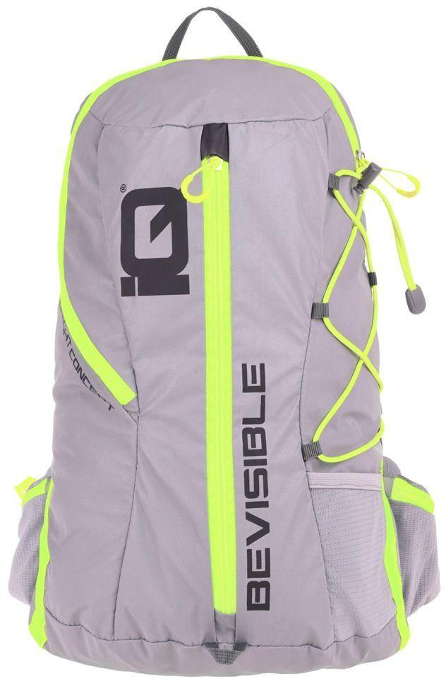 IQ Plecak sportowy Bevisible Backpack 20L szaro-li