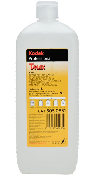 Kodak T-max wywoływacz na 5 litrów do T-max Delta