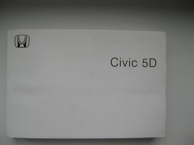 Honda Civic VIII Polska instrukcja Civic UFO 09-11