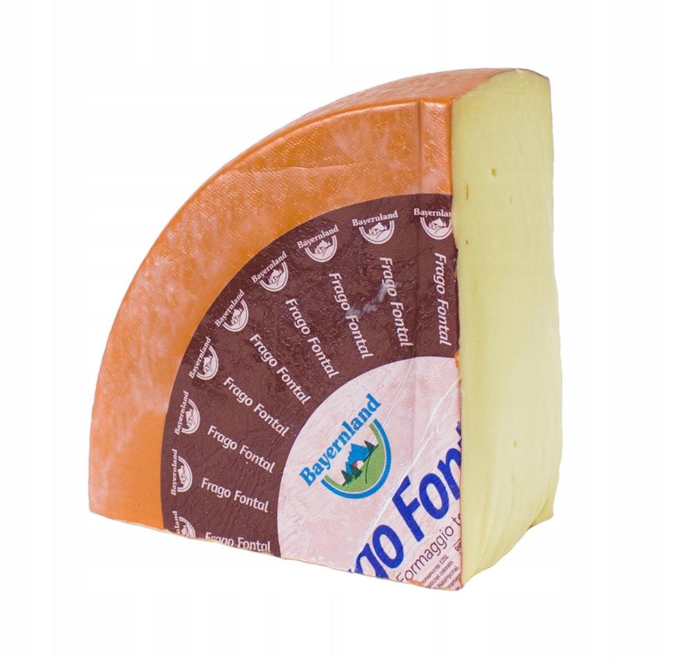 FONTAL BISALTA włoski kremowy ser 0,308 kg
