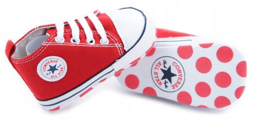 BUCIKI TRAMPKI ALL STAR OD baby-shoes rozm 18