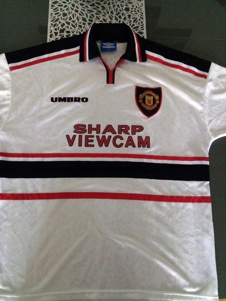 Koszulka Manchester United retro Umbro 1997/1999