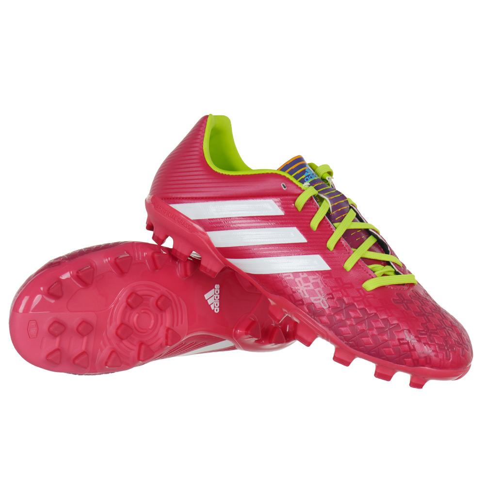 1581081a6933b Buty piłkarskie Adidas Predator AG dziecięce 38 - 6751150446 ...