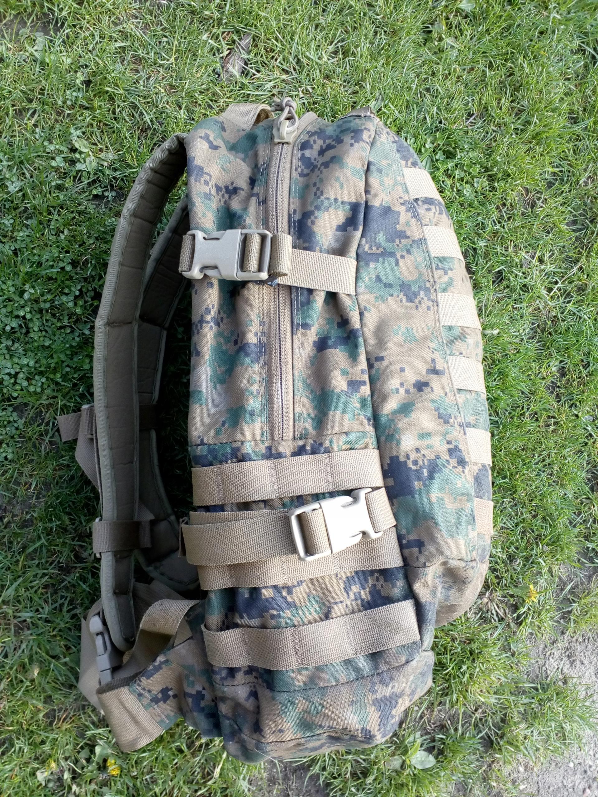 Plecak ASSAULT Marpat kontraktowy, orginalny