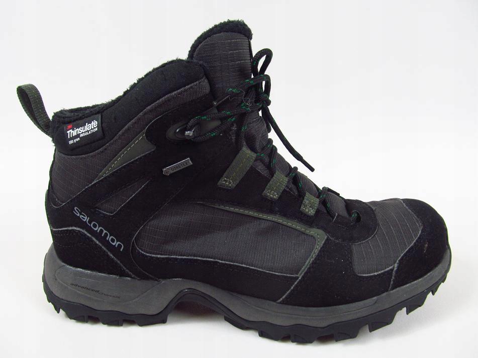 SALOMON GORE-TEX trekkingowe porządne buty 42