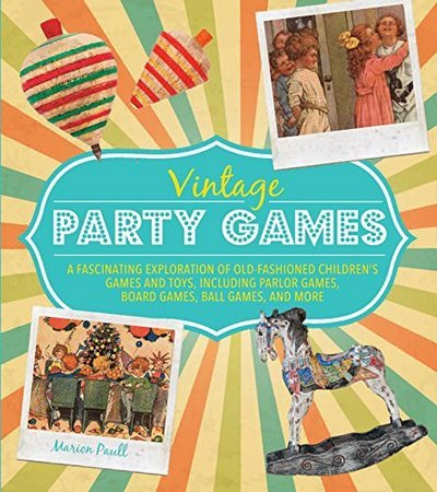 Vintage Party Games MARION PAULL