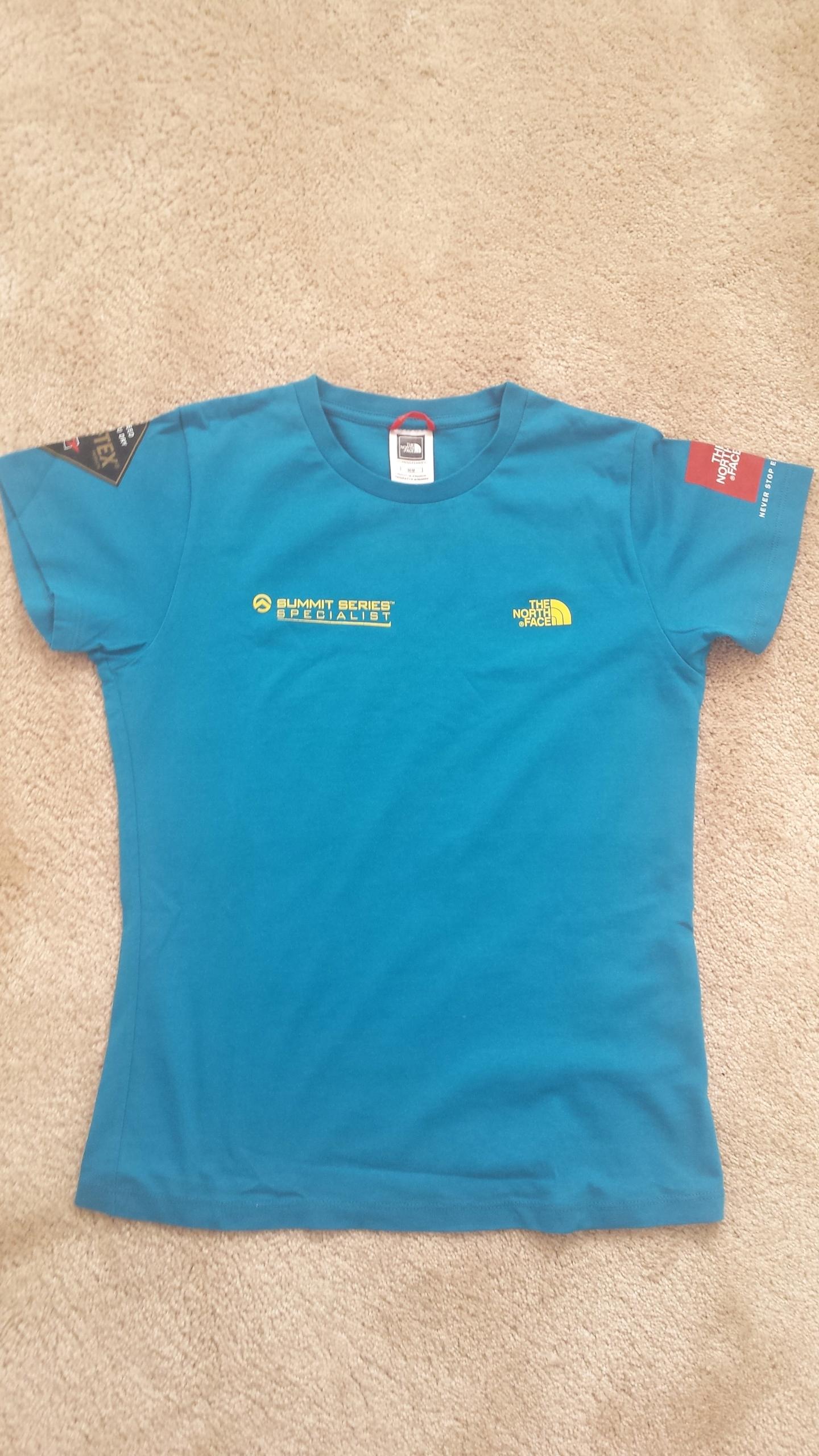 The North Face damska koszulka (S)