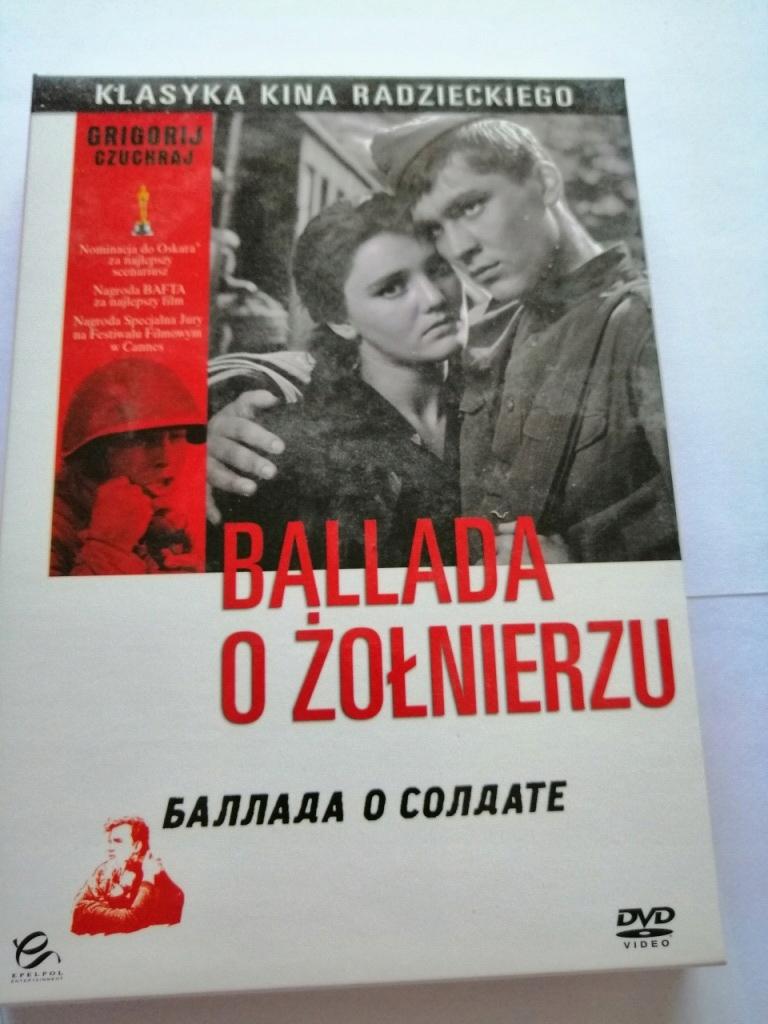 Klasyka Kina Radzieckiego - Ballada o żołnierzu
