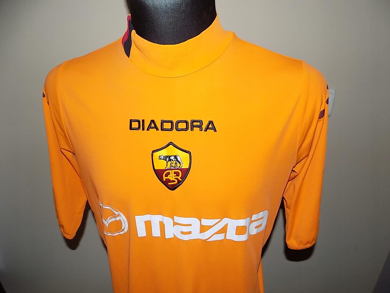 Diadora As Roma koszulka klubowa jersey vintage L