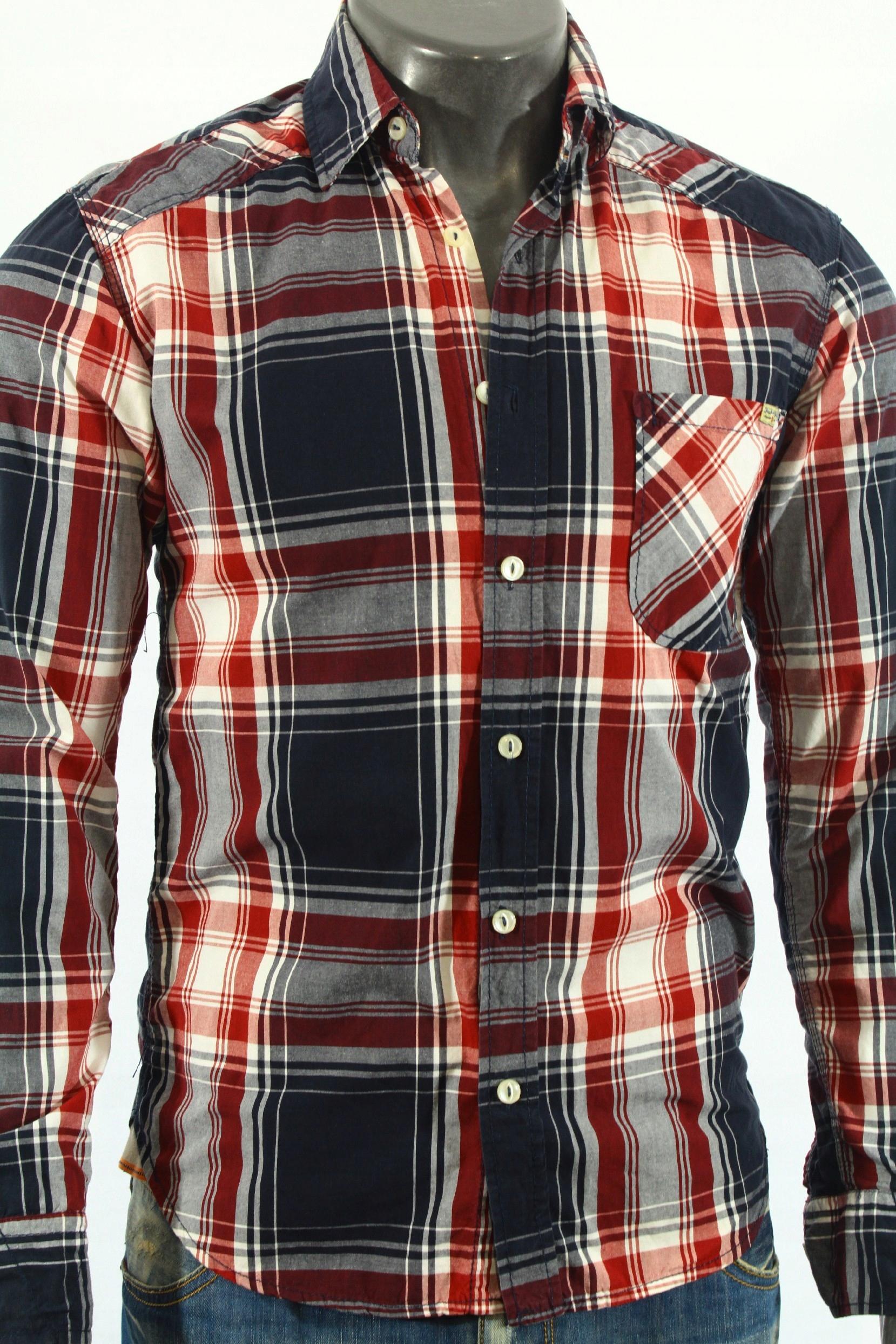 JACK&JONES VINTAGE Koszula stylowa! S