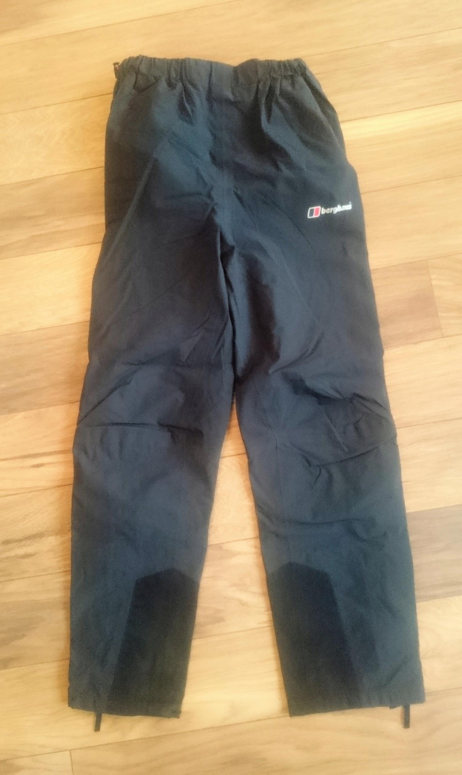 Damskie spodnie Gore-Tex Berghaus rozm. S