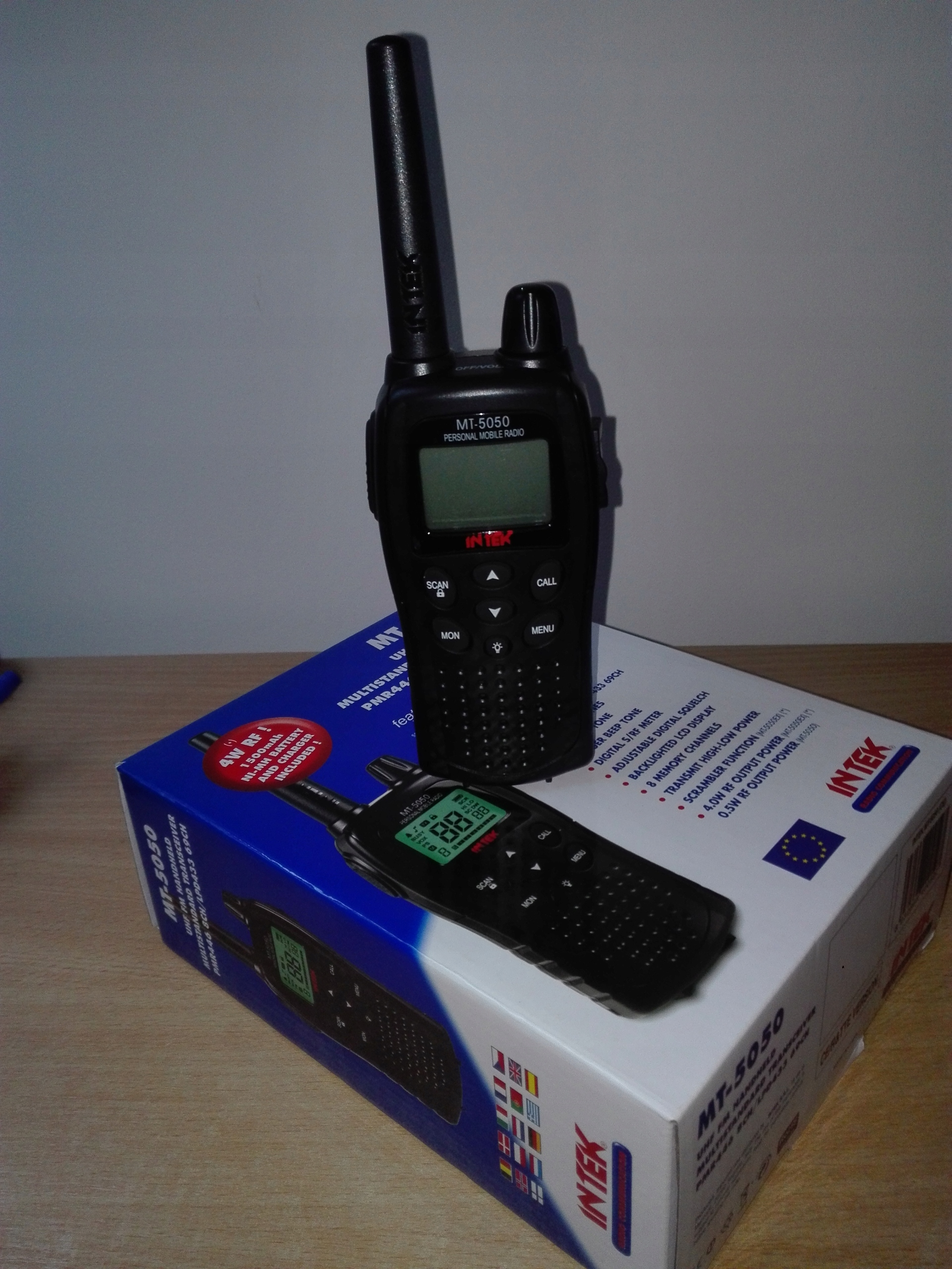 Radiotelefon Intek 5050