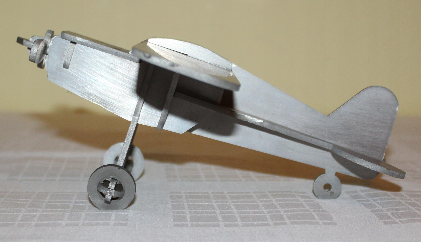 ANTEK samolot model metalowy